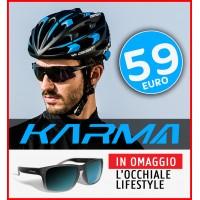 Karma in omaggio l'occhiale Lifestyle!