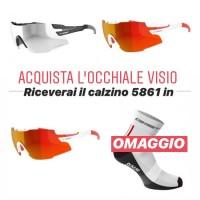 OCCHIALE VISIO + OMAGGIO CALZA 5861